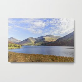Wastwater. Metal Print
