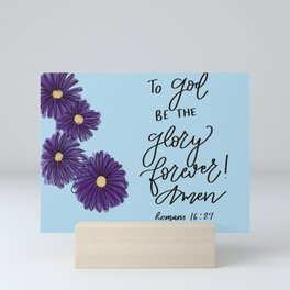 Bible Verses Mini Art Print