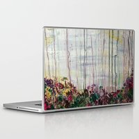 forrest Laptop & iPad Skins featuring Spring Forrest by Stephanie Cole CREATIONS