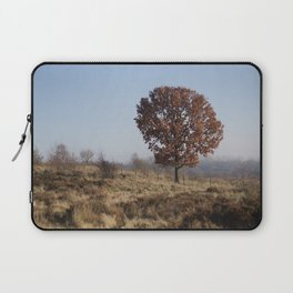 Single Tree On Chasewater Heath Laptop Sleeve