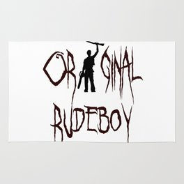 Original Rudeboy Rug
