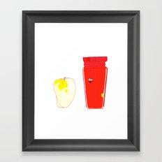 3PM Framed Art Print