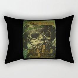 Official Invisible Man 2 Print Rectangular Pillow