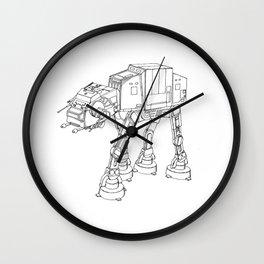 atat Wall Clock