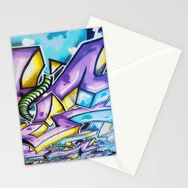 Graffiti Rotation Stationery Cards
