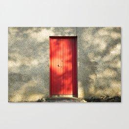 Door to The Highlands Canvas Print