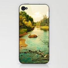 Peaceful Interlude iPhone & iPod Skin