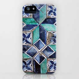 Tiling with pattern 3 iPhone Case
