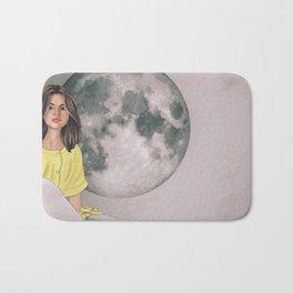 Talking to the Moon Bath Mat