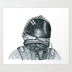 I Need My Mummy Art Print