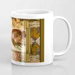 The Creation of Neil Coffee Mug