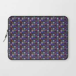 Art Jewels Artworks Mosaic Laptop Sleeve