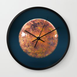 Sphere_06 Wall Clock