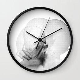 Courtrai - Untitled Tjwå Wall Clock