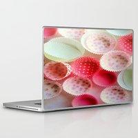 baking Laptop & iPad Skins featuring weekend baking by Asano Kitamura