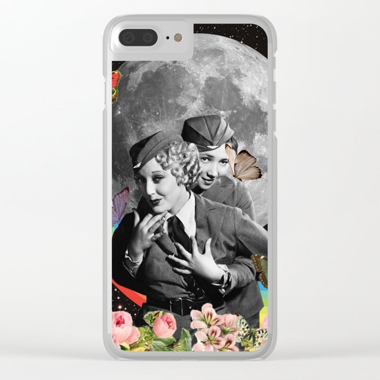 you are my favorite thought Clear iPhone Case