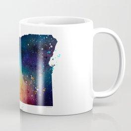 Oregon Watercolor Coffee Mug