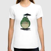 cthulu T-shirts featuring my neighbor cthulu by pixel.pwn   AK