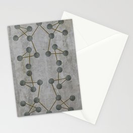 Molecule Stationery Cards
