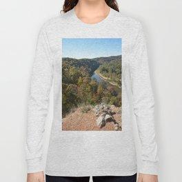 Sparrowhawk Mountain Series, No. 6 Long Sleeve T-shirt