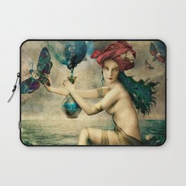 The Blessed Temperance Laptop Sleeve