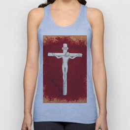 Blood of Christ Unisex Tank Top