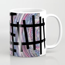 Cross Rail Coffee Mug