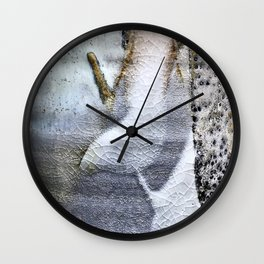 To Hope - An Abstract Theory Wall Clock
