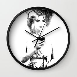 Modern Beau Wall Clock