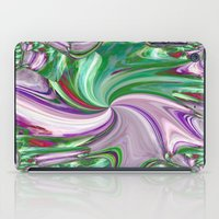 candy iPad Cases featuring Candy by lillianhibiscus