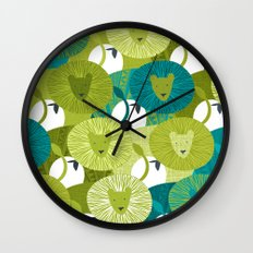 Leopold & Lucy Wall Clock