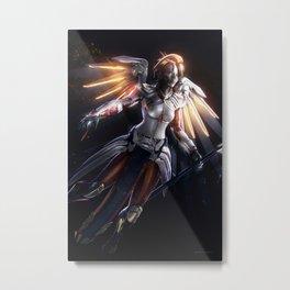 Mercy v2 Metal Print