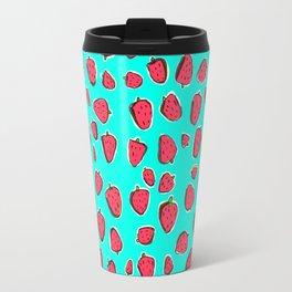Fresas de invierno Travel Mug
