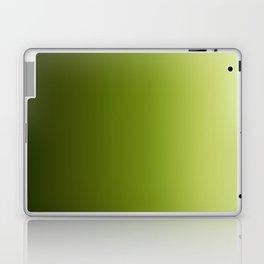 Ombre Greens Reversed 1 Laptop & iPad Skin