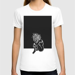 Blossom in the Void T-shirt