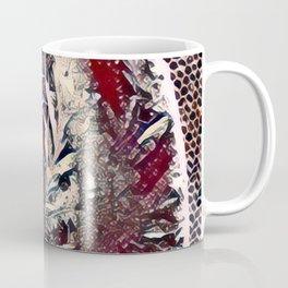 Got Frost Red Silver by CheyAnne Sexton Coffee Mug