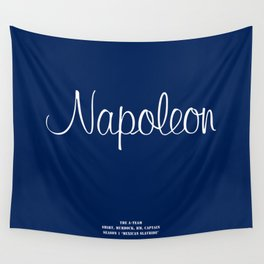 Howlin' Mad Murdock's 'Napoleon' shirt Wall Tapestry
