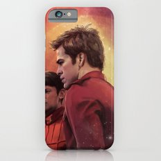 Star Trek: I have loved the stars too fondly to be fearful of the night Slim Case iPhone 6s