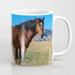 Wild_Horses 0163 - Nevada Coffee Mug