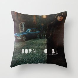 Born to be - house of the rising sun  Throw Pillow