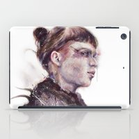 grimes iPad Cases featuring Grimes II by beart24