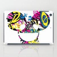 springsteen iPad Cases featuring Deadmau5 by Sitchko Igor