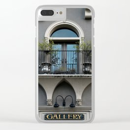 Gallery Window Clear iPhone Case