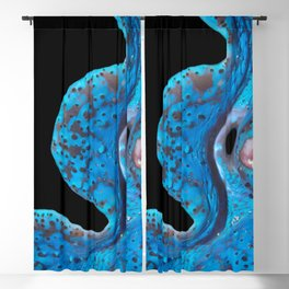 Giant clam Blackout Curtain