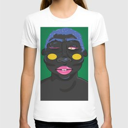 Shades of Black T-shirt
