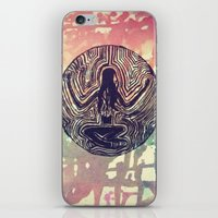 psych iPhone & iPod Skins featuring Psych Trap by ArtAngel