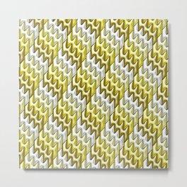 Geometrix XLII Metal Print