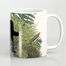 Tiny Sasquatch Coffee Mug