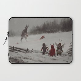 no gifts this year Laptop Sleeve