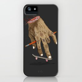 FREE HAND iPhone Case
